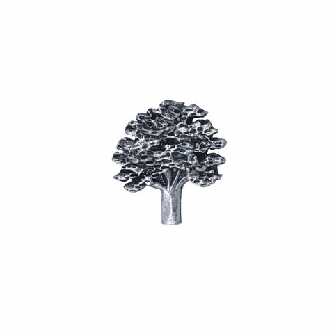 Oak Tree Lapel Pin