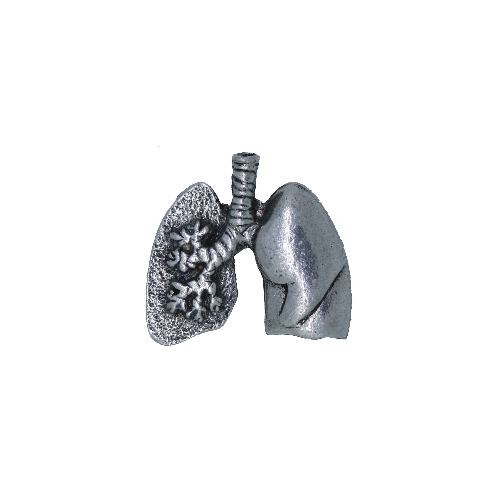 Lungs Lapel Pin