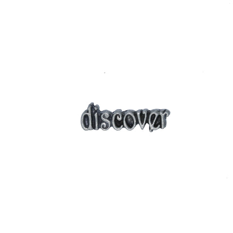 Discover Lapel Pin