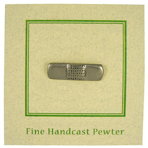 Band-aid Lapel Pin