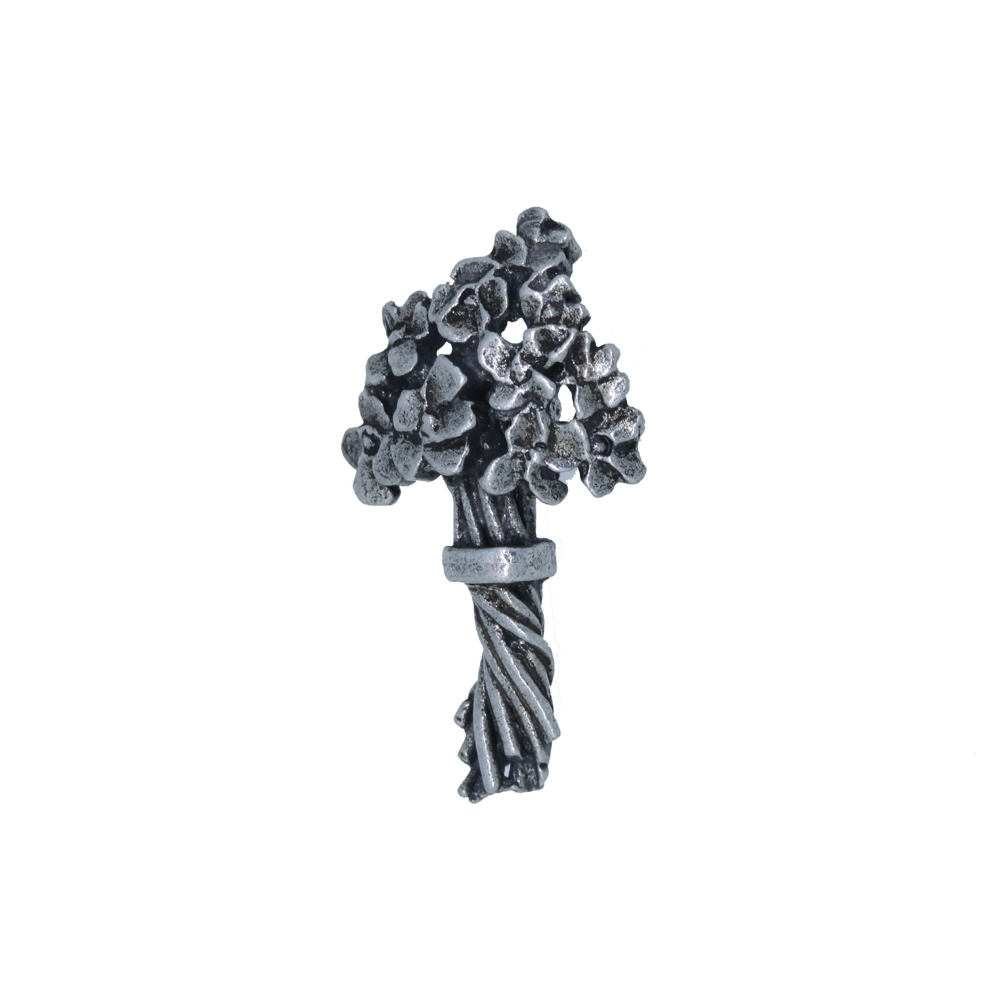 Bouquet of Flowers Lapel Pin