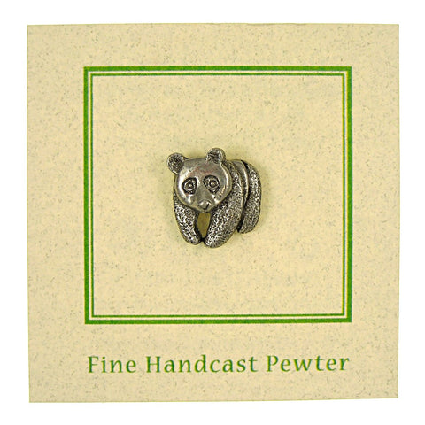Panda Bear Lapel Pin