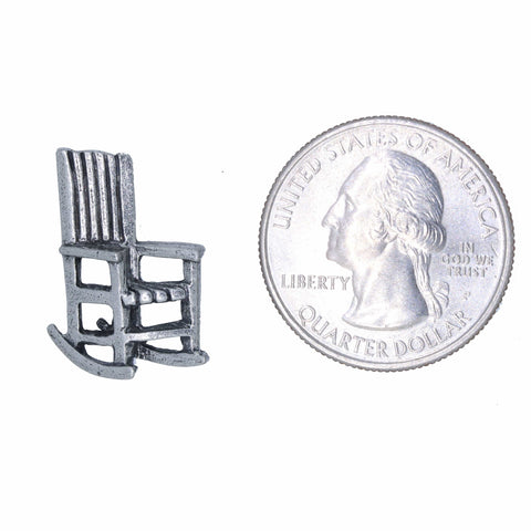 Rocking Chair Lapel Pin