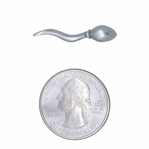 Sperm Lapel Pin