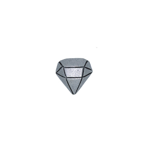 Diamond Lapel Pin