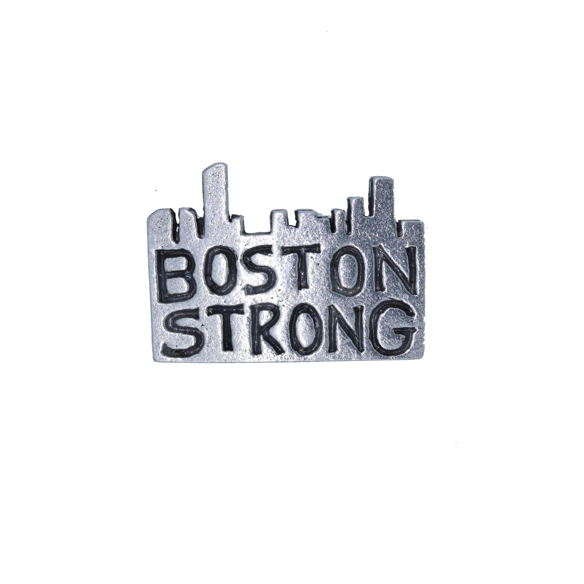 Boston Strong Lapel Pin
