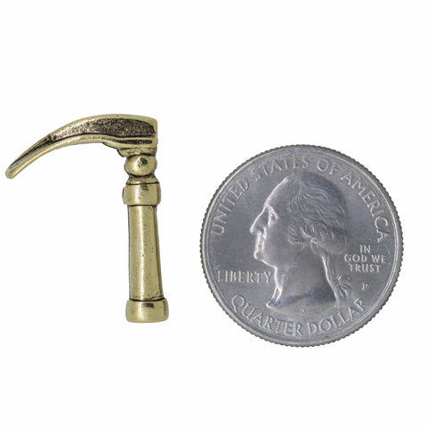 Laryngoscope Gold Lapel Pin