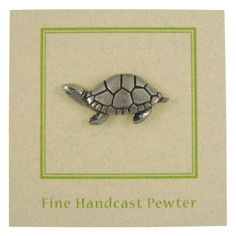Turtle Lapel Pin