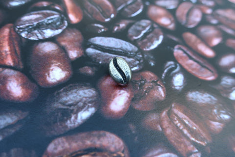 Coffee Bean Lapel Pin
