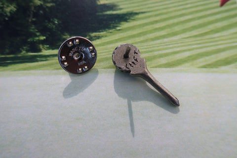 Golf Tee Lapel Pin