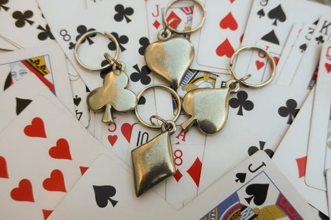 Diamond Keyrings