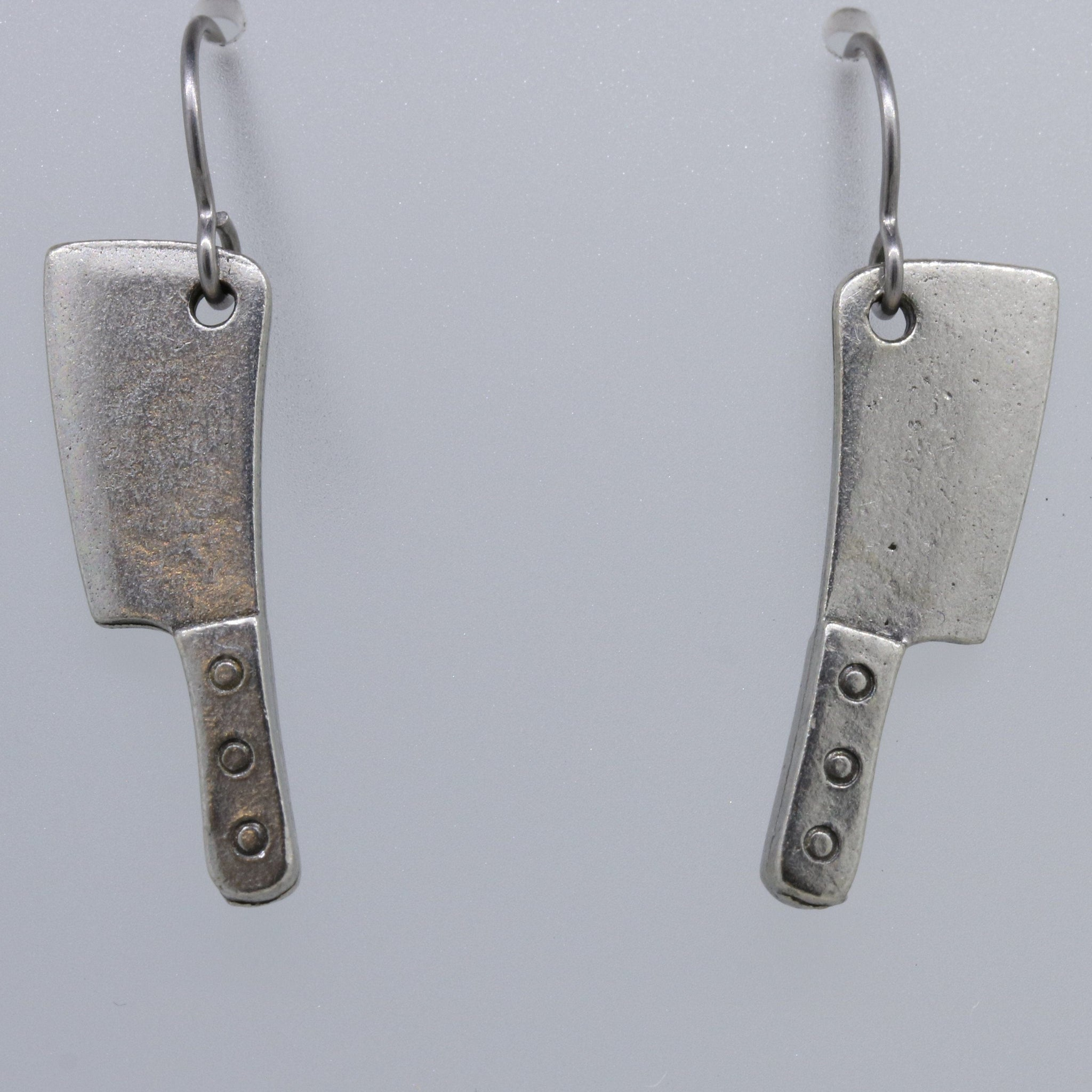 Cleaver Earrings