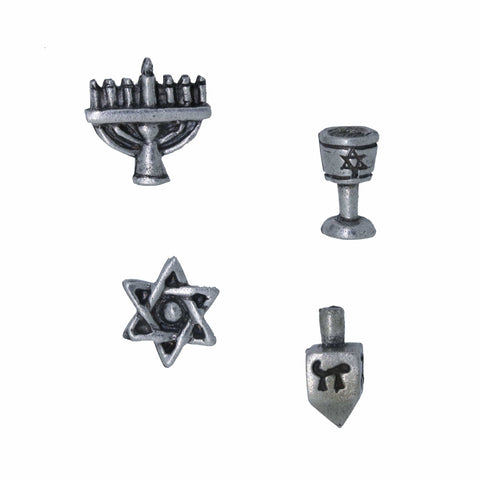 Channukah Pushpins