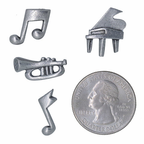 Musical Pushpins