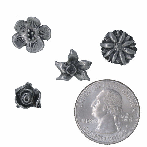 Flowers Pushpins