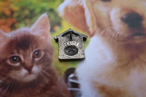 Pet Rescue Lapel Pin