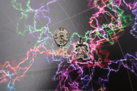 String Theory Lapel Pin