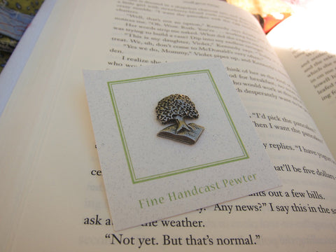 Tree of Learning Lapel Pin