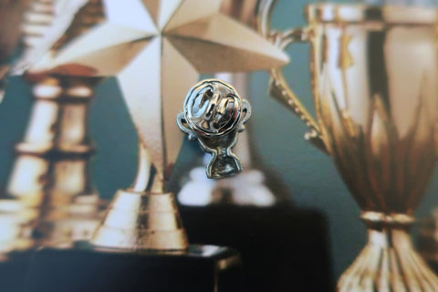 Trophy Lapel Pin
