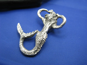 Mythical Sea Mistress Siren Mermaid Pendant