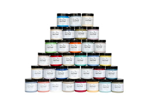 Chalk Paint® by Annie Sloan Sample Pot U.S. Colors Group Photo