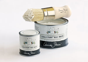 Chalk Paint® Wax- White - the Bower decor market  at The Highlands Wheeling WV