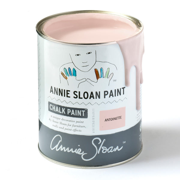 Antoinette Chalk Paint® decorative paint by Annie Sloan- Global Sample Pot - the Bower decor market  at The Highlands Wheeling WV