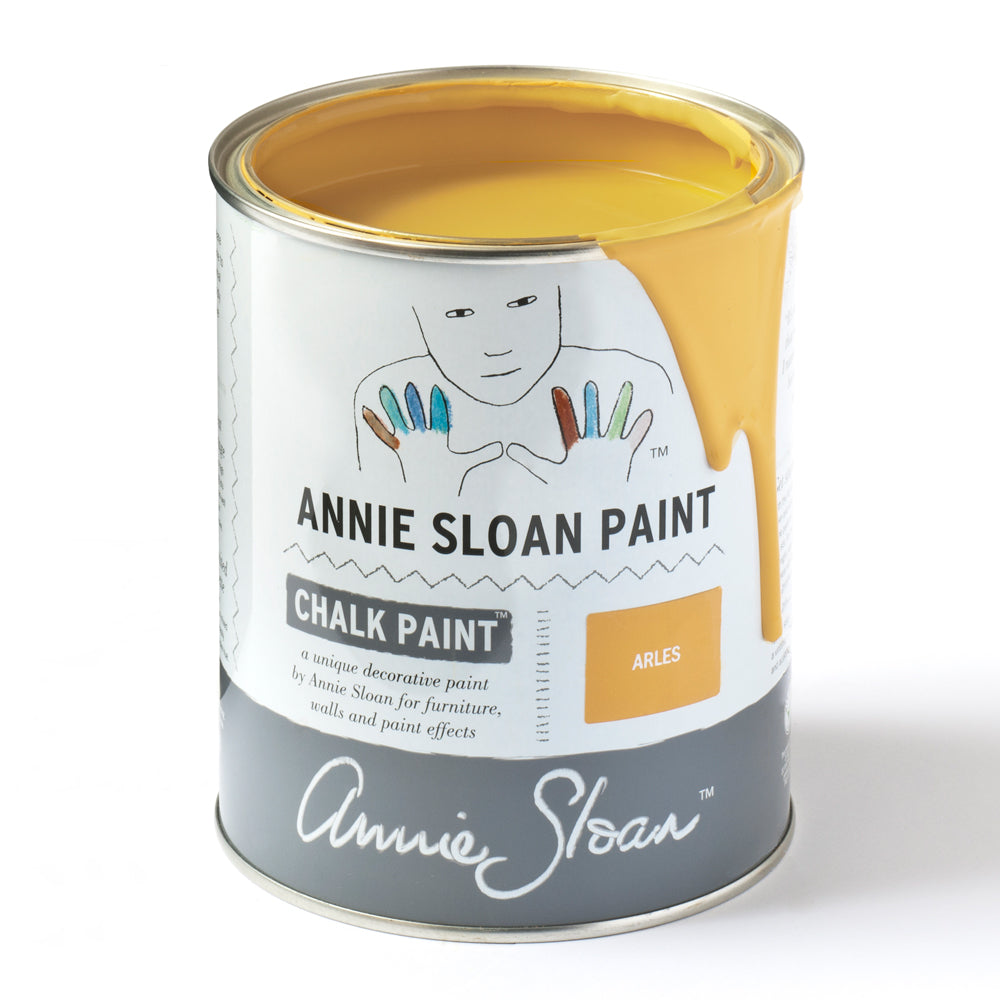Arles Chalk Paint® decorative paint by Annie Sloan- Global Liter - the Bower decor market  at The Highlands Wheeling WV