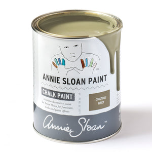 Chateau Grey Chalk Paint® decorative paint by Annie Sloan-  Global Liter - the Bower decor market  at The Highlands Wheeling WV