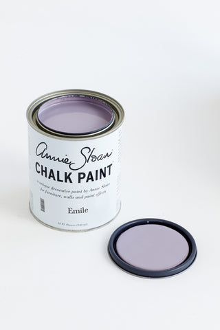 Emile Chalk Paint® decorative paint by Annie Sloan- U.S. Quart - the Bower decor market  at The Highlands Wheeling WV