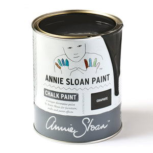 Graphite Chalk Paint® decorative paint by Annie Sloan- Global Liter - the Bower decor market  at The Highlands Wheeling WV