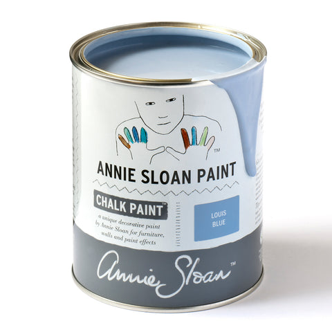 Louis Blue Chalk Paint® decorative paint by Annie Sloan- Global Sample Pot