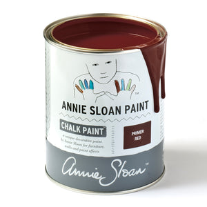 Primer Red Chalk Paint® decorative paint by Annie Sloan- Global Liter