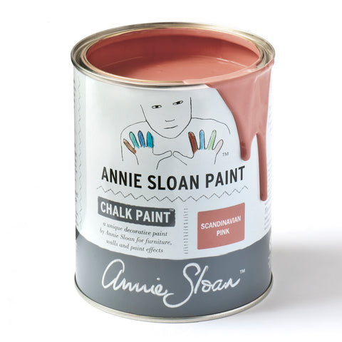 Scandanavian Pink Chalk Paint® decorative paint by Annie Sloan- Global Liter