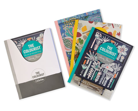 Annie Sloan 'The Colourist'™️ Bookazine Gift Set