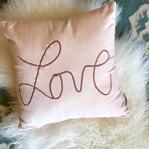 Love Pillow - Bower on Market
