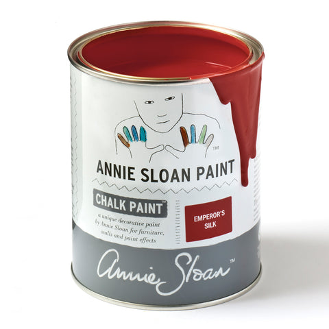Emperor's Silk Chalk Paint® decorative paint by Annie Sloan- Global Liter
