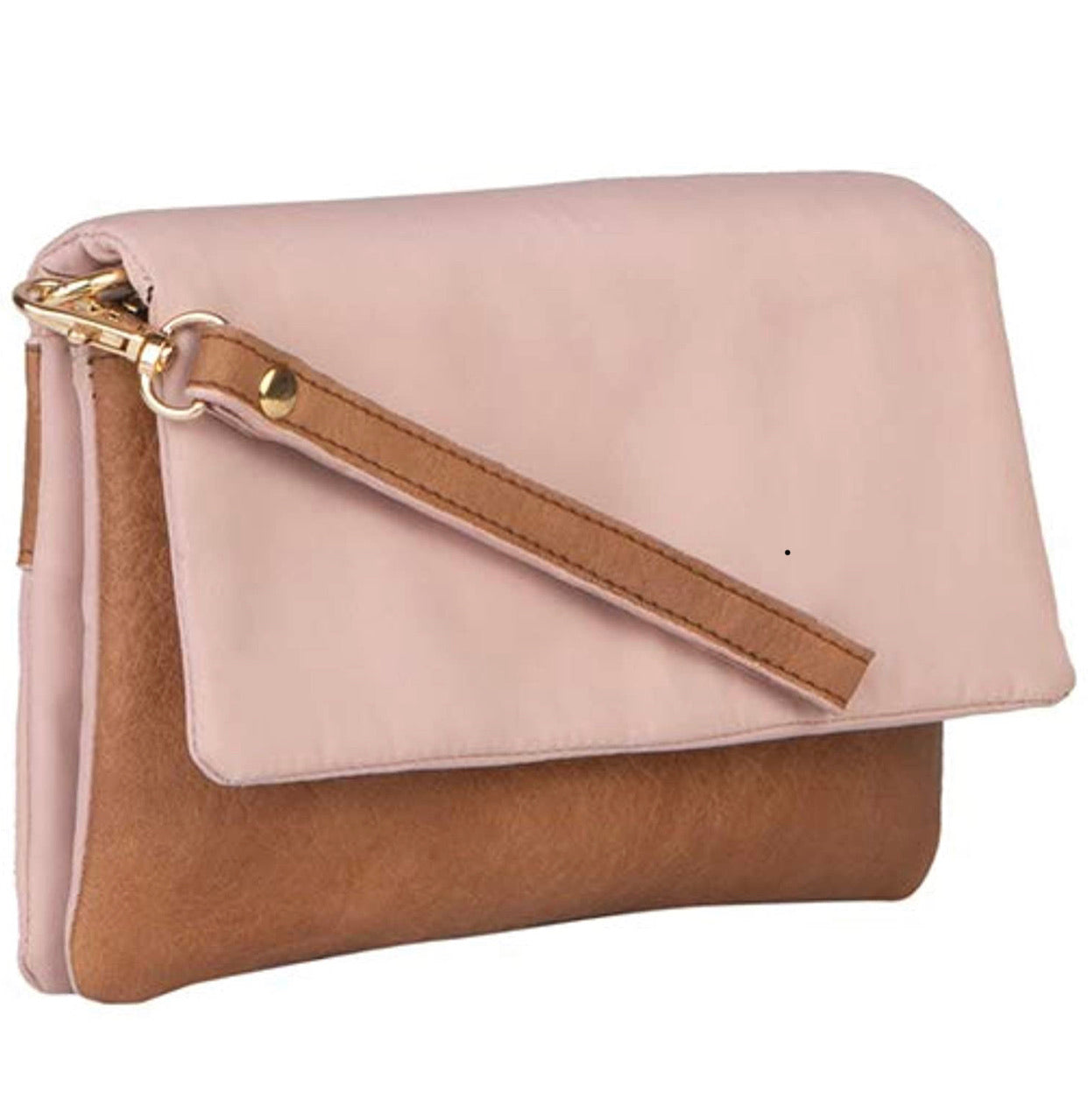 Molly Crossbody Short Description: Hybrid Recycled Polyester Convertible Crossbody