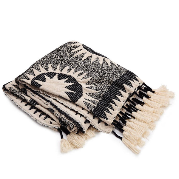 Soleil Throw by Justina Blakeney for Makers Collective
