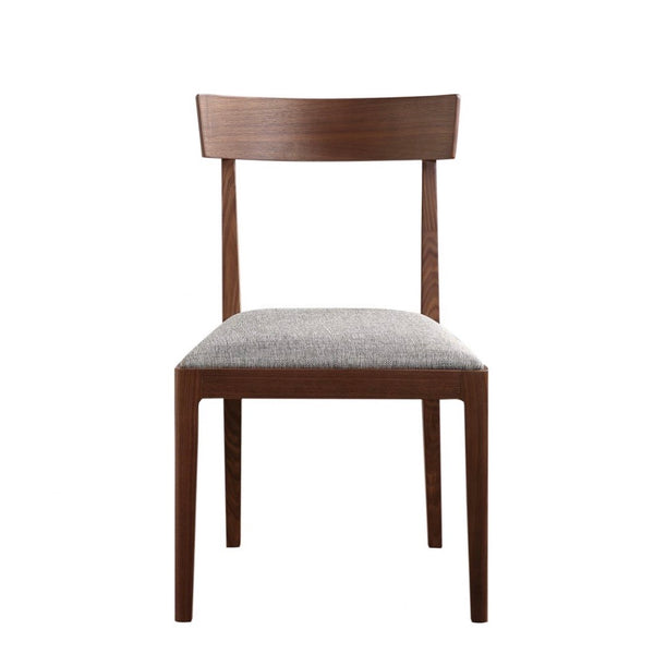 Leone Dining Chair, Walnut