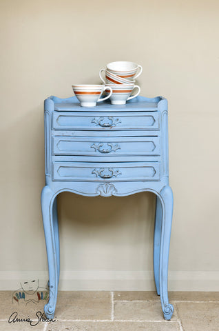 Louis Blue Chalk Paint® decorative paint by Annie Sloan- U.S. Sample Pot - Bower on Market