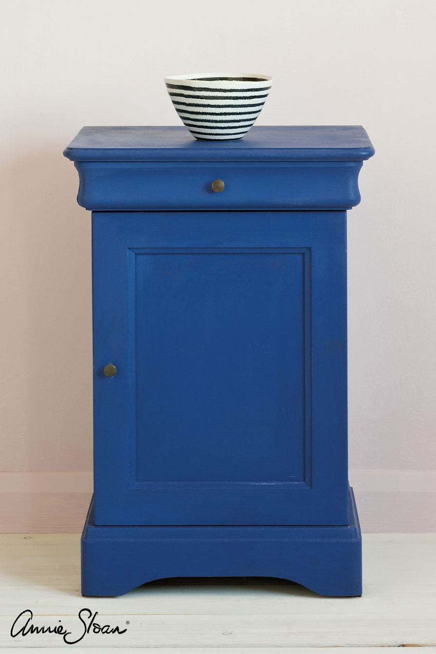 Napoleonic Blue Chalk Paint® decorative paint by Annie Sloan- Global Sample Pot