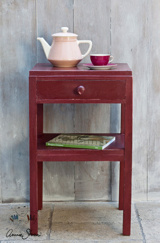 Primer Red Chalk Paint® decorative paint by Annie Sloan- Sample Pot - Bower on Market