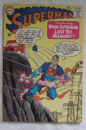 Superman #178 (Jul 1965, DC) Curt Swan pencils Fine 6.0