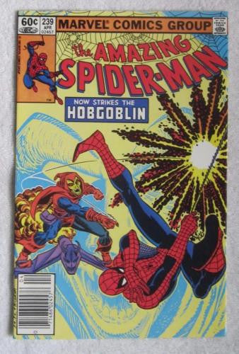 The Amazing Spider-Man #239 (Apr 1983,Marvel)2nd app Hobgoblin High Grade NM 9.2