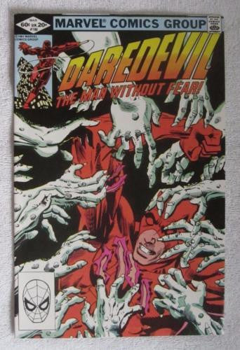 Daredevil #180 (Mar 1982, Marvel) Frank Miller High Grade VF 8.0