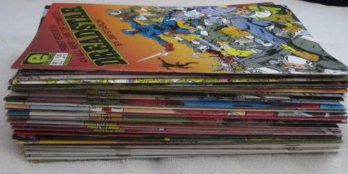 Dreadstar lot #1-7,9-30, Annual 1 Dreadstar and Co #1-6 Jim Starlin High Grade