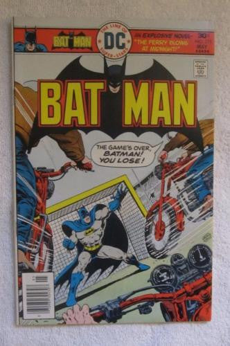 Batman #275 (May 1976, DC) High Grade VF+ 8.5