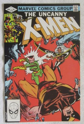 The Uncanny X-Men #158 (Jun 1982, Marvel) Rogue app High Grade VF/NM 9.0