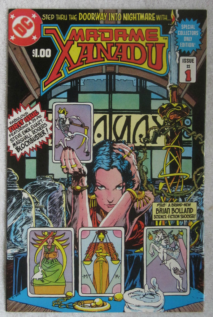 Madame Xanadu #1 (Apr 1981, DC) VF- 7.5